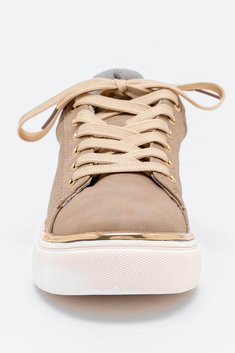 Wanted® Ace Sneaker-  taup-cl3