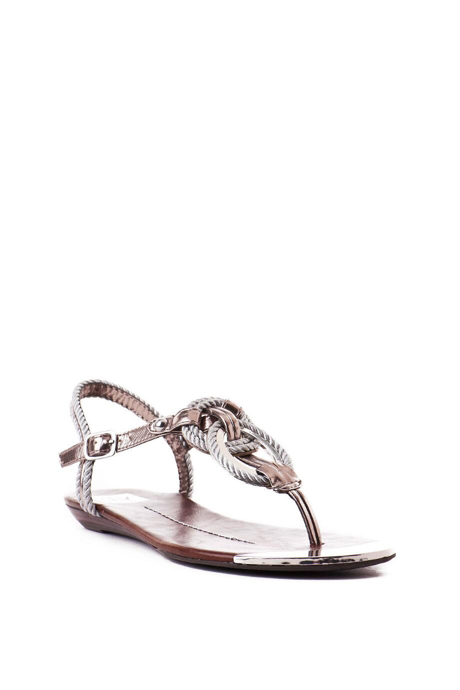 DV by Dolce Vita Shoes, Agnyss Metallic Sandal