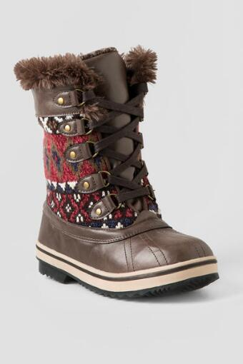 Mukluks, Alexa Cold Weather Boot