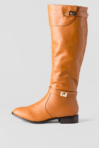 Asiana Over the Knee Boot