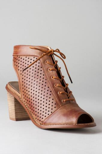 Chinese Laundry Shoes, Cambridge Lace Up Bootie
