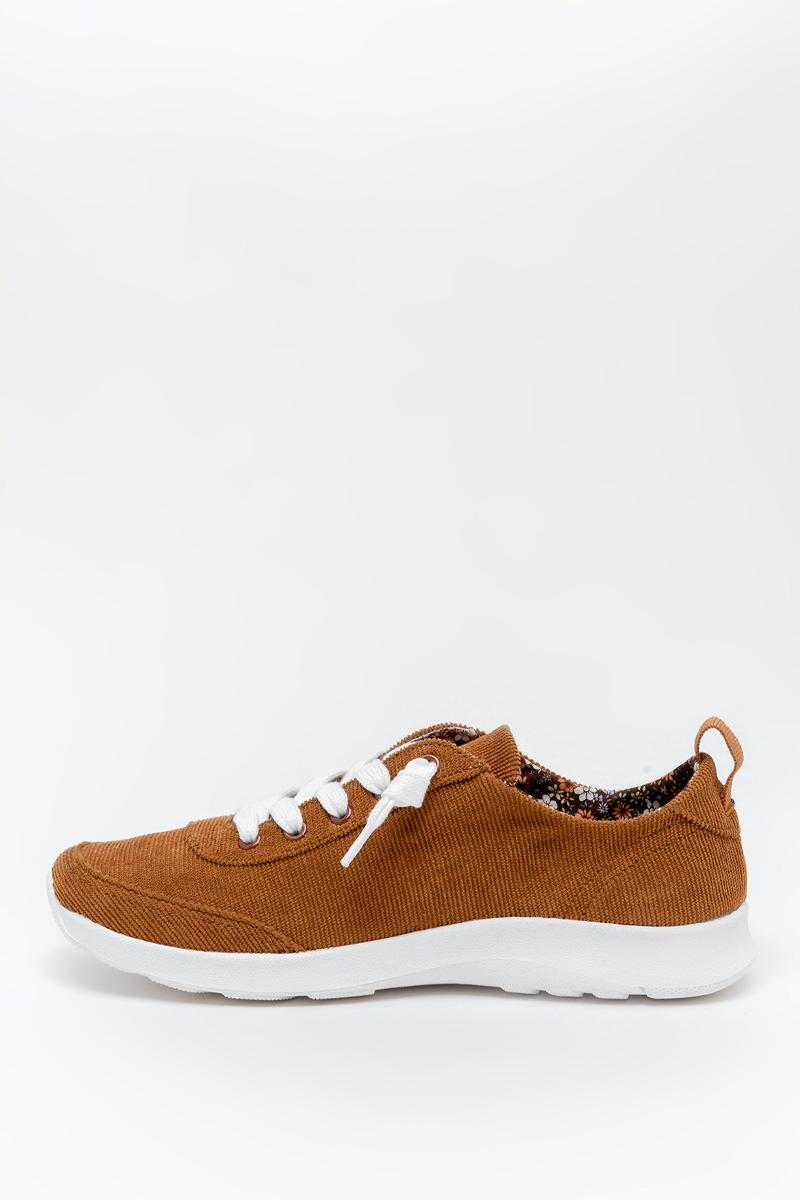 Very G Cody Corduroy Sneaker-  tan-cl4