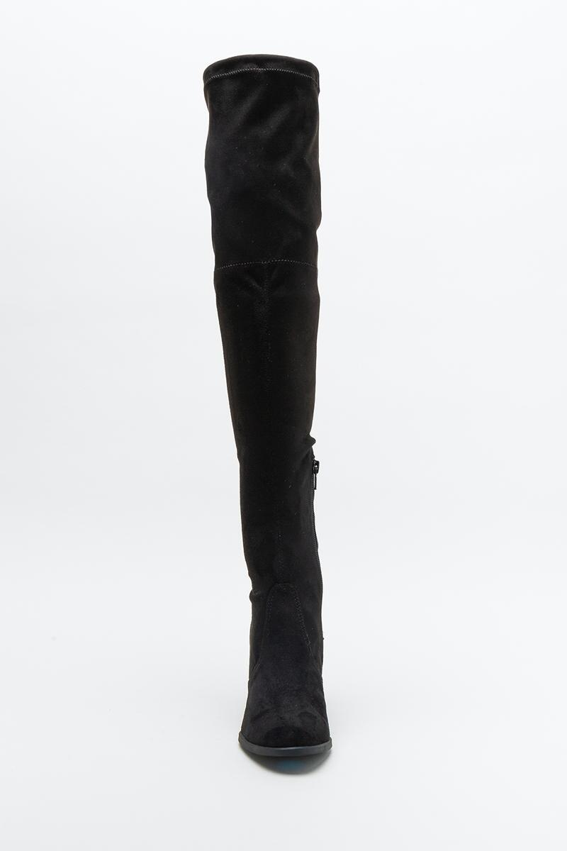 UNISA® Dedrii Over the Knee Boot-  blk-cl3