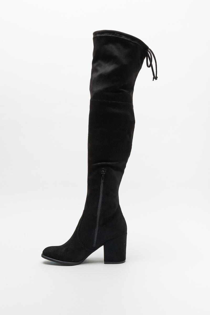 UNISA® Dedrii Over the Knee Boot-  blk-cl4