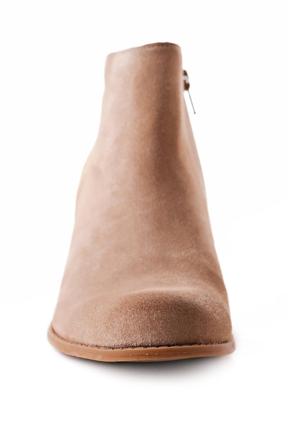 BC Footwear Shoes, Eager Beaver Metallic Bootie-  sand-clfront