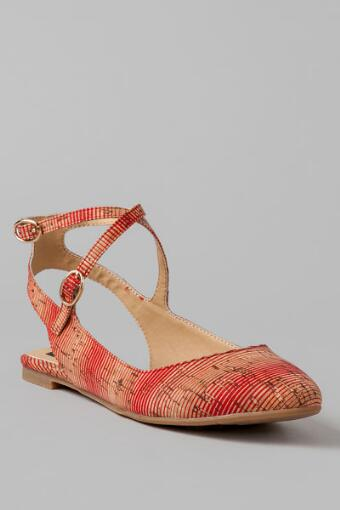 BC Footwear Shoes, Gimme Slingback Flat