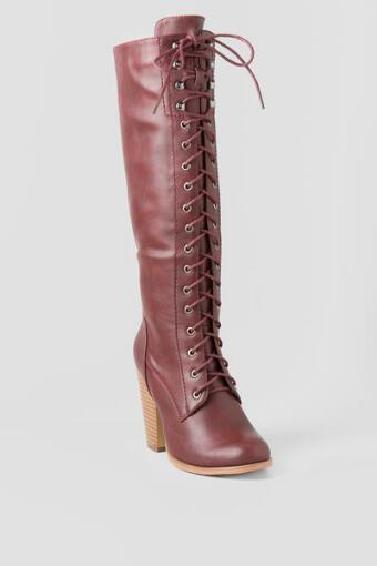 Victoria Knee High Boot