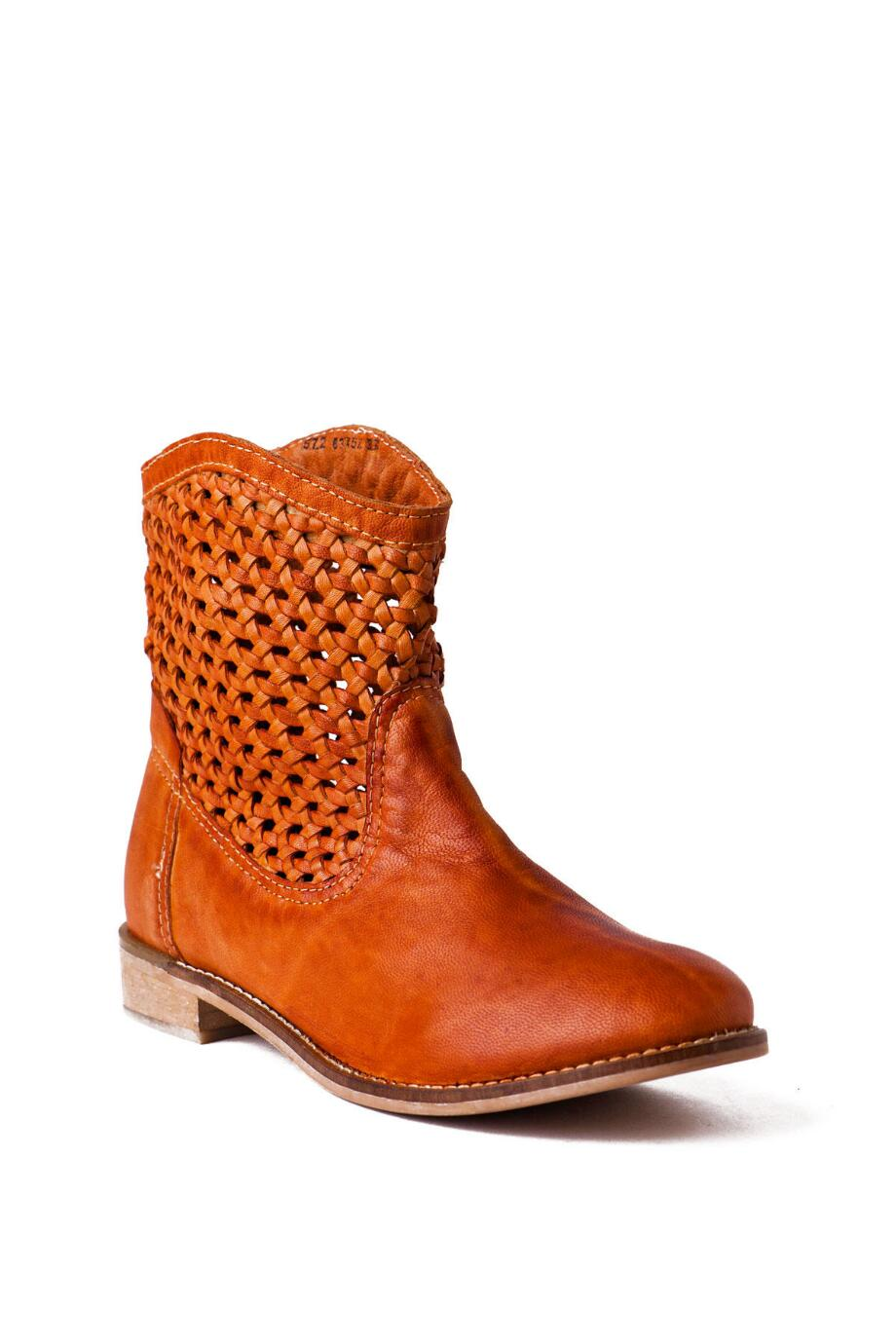 Seychelles Shoes, Knock at the Door Leather Bootie