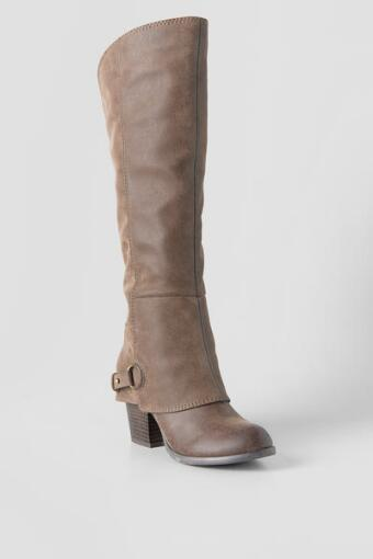Fergalicious, Lexy Knee High Heeled Boot