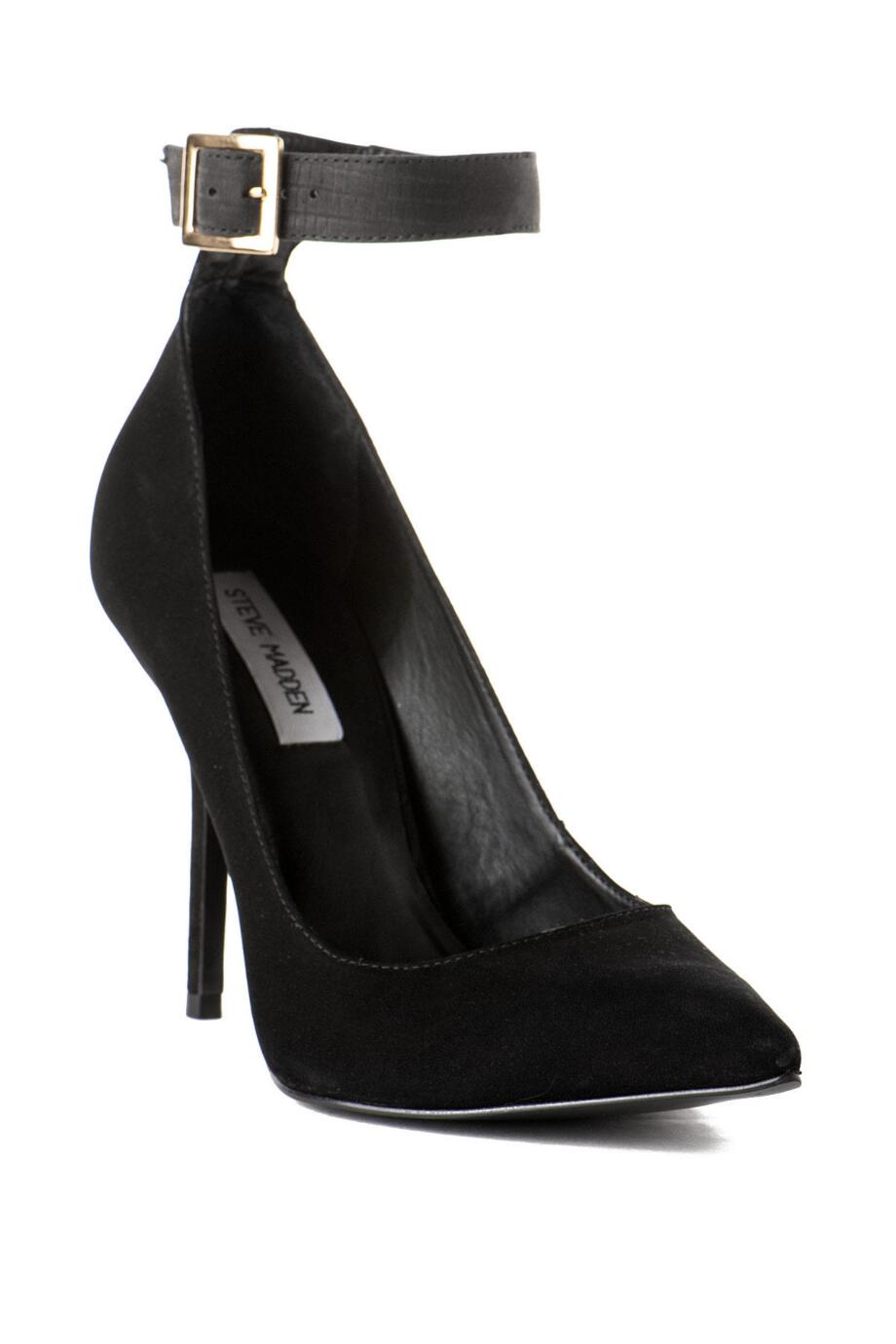 Steve Madden Shoes, Marryann Suede Pump