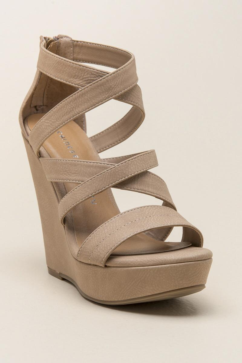 Chinese Laundry, Monami Strappy Wedge