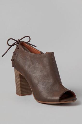 BC Footwear Shoes, Picture It Ankle Bootie