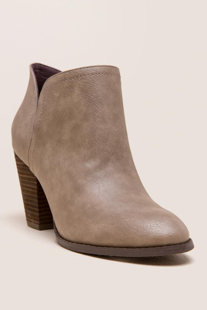 Restricted - New York Chopout Ankle Bootie