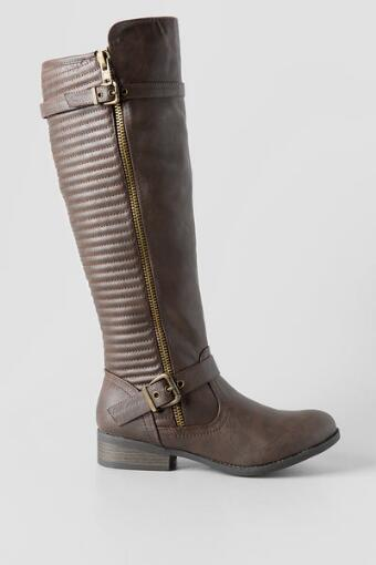 Bronwyn Knee High Boot