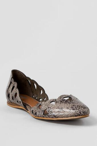 MIA Shoes, Rochelle Textured Flat