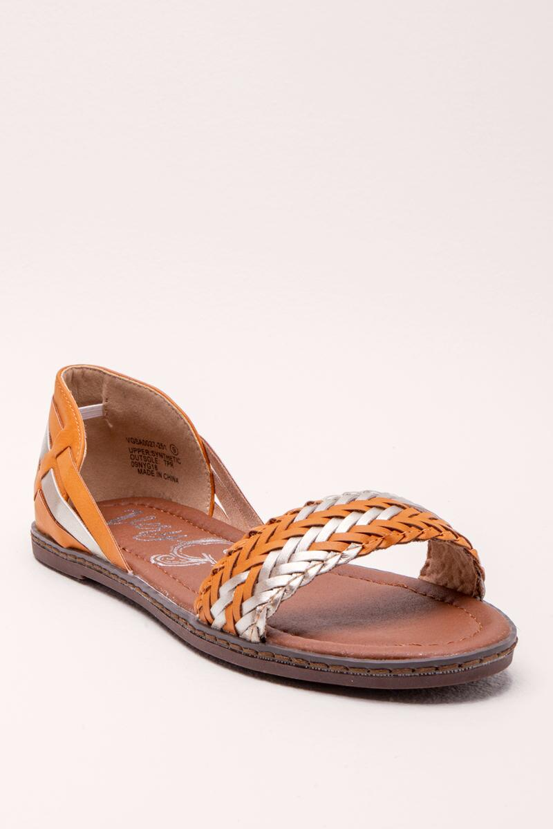 Very G Braided Sandal