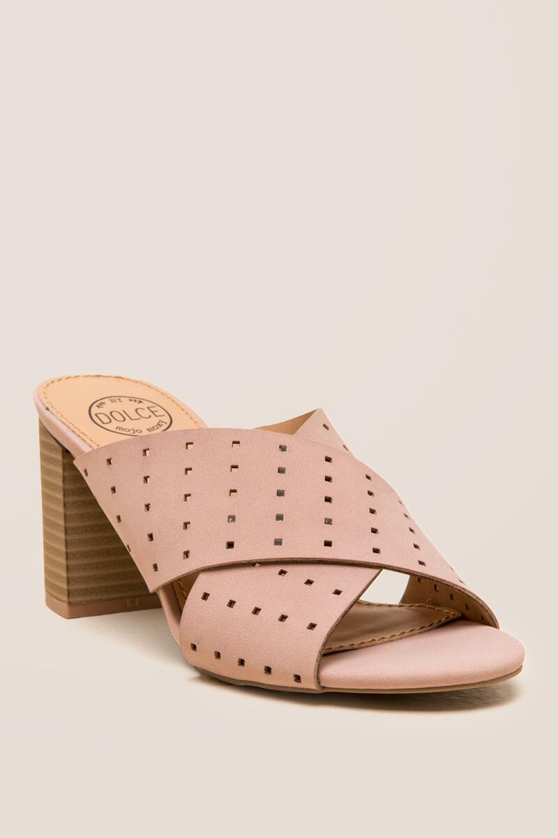 Dolce by Mojo Moxy Wonder Mule-  blush-cl