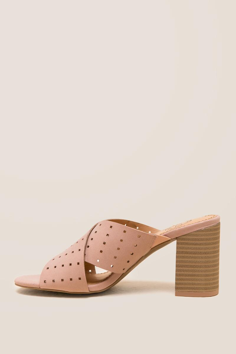 Dolce by Mojo Moxy Wonder Mule-  blush-clleft