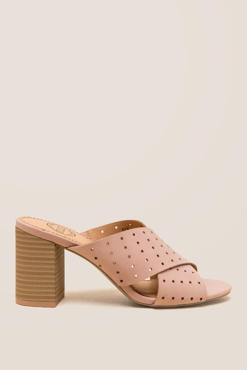 Dolce by Mojo Moxy Wonder Mule-  blush-clright