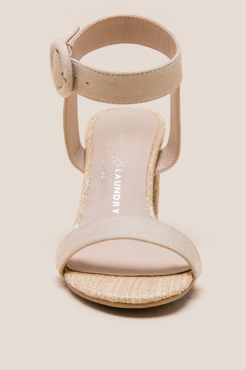 Chinese Laundry Belmont Heel-  nude-cl3
