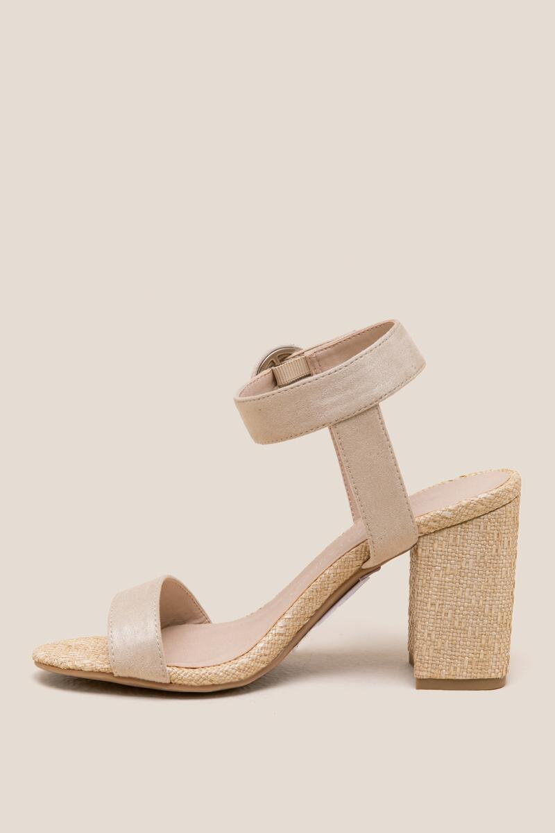 Chinese Laundry Belmont Heel-  nude-cl4