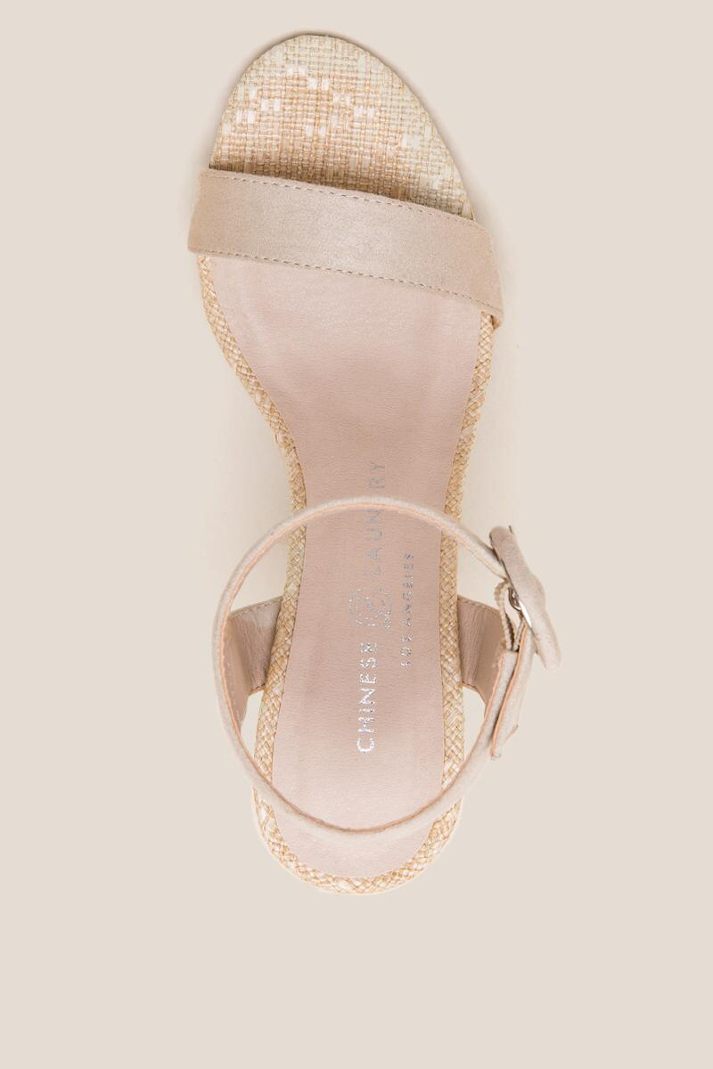 Chinese Laundry Belmont Heel-  nude-cl6