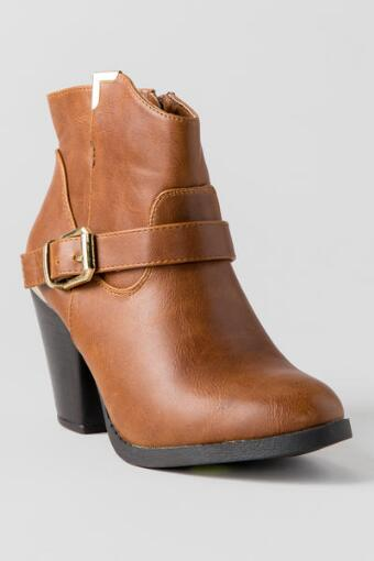 Zina Ankle Bootie