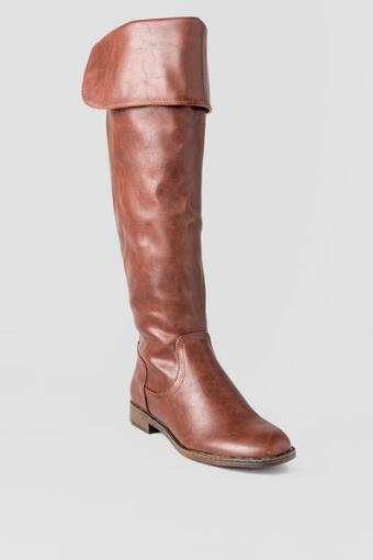 Zolly Over the Knee Boot