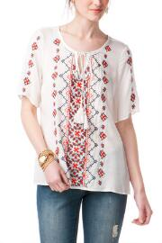Palamas Embroidered Top