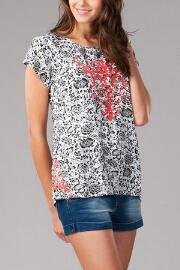 Talawa Printed Top