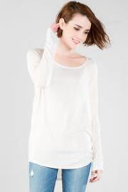 Basic Long Sleeve Soft Tee