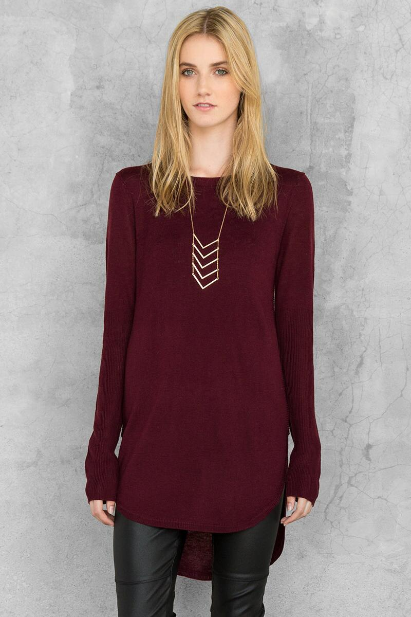 Quinn Tunic Sweater