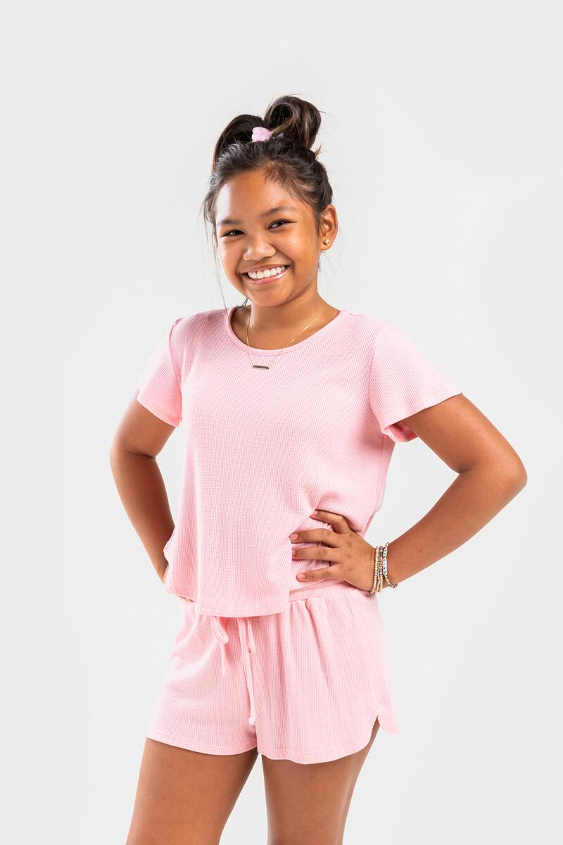 franki Micro Thermal Tee for Girls