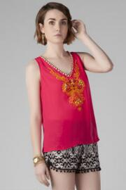 Saginaw Embellished Tank