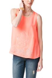 Jun & Ivy Embellished Tank
