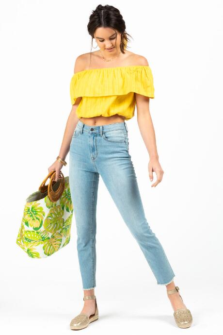 Erica Off The Shoulder Blouse