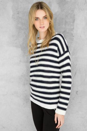 Anaïs Striped Sweater