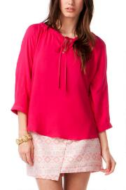 Winnfield Solid Blouse