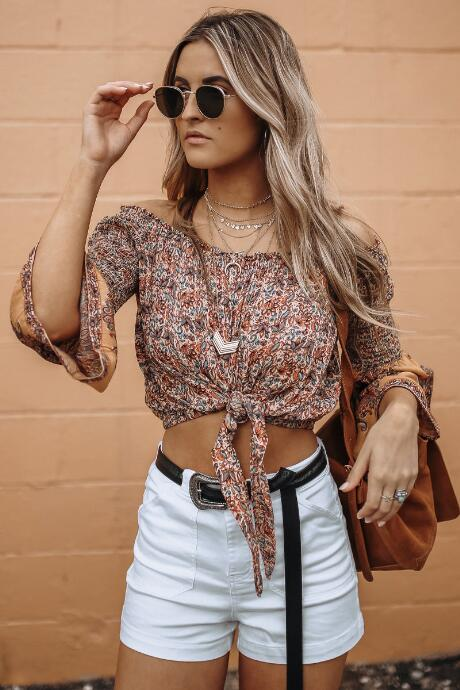 Darcy Off the Shoulder Blouse