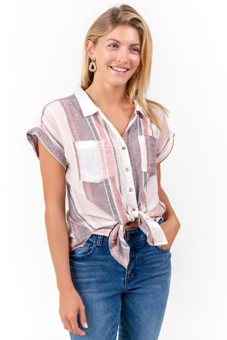 4dd822500b Women's Cute Fashion Tops - Blouses & Casual Tops | francesca's