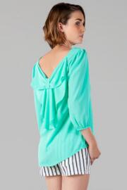 Hallie Bow Blouse