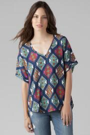 Kayenta Printed Top