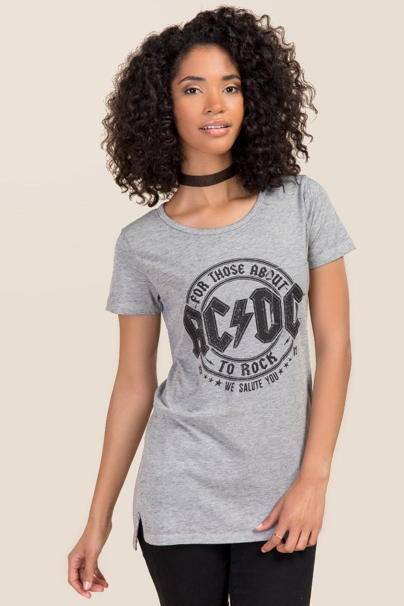 Matti ACDC Rocker Graphic Tee
