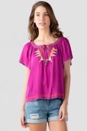 Covina Embellished Top