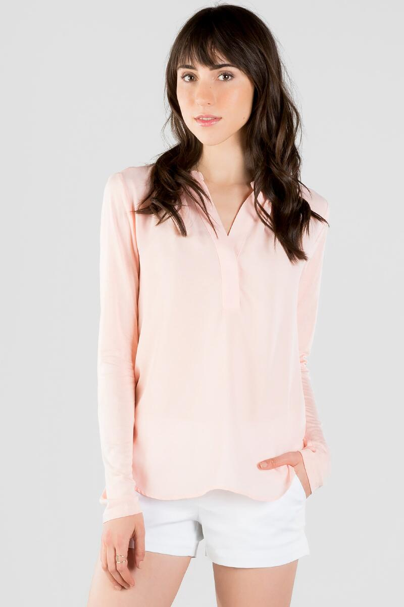 Brentwood Solid Blouse
