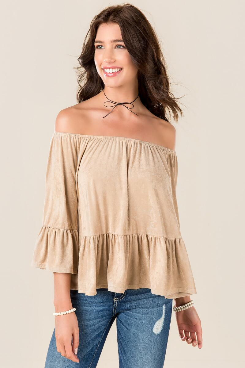 Bethanie Off The Shoulder Top