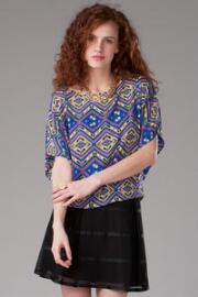 Windward Printed Top