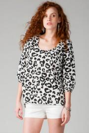 Hiawatha Animal Print Tunic