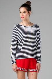 Bordley Striped Top
