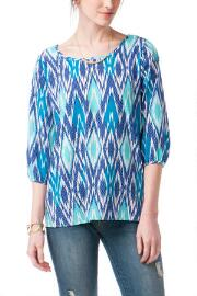 Port Arthur Printed Top